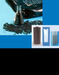 Carbone attivato, cilindri e manichette per depuratori