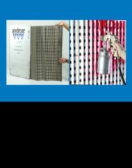 Cortine filtranti raccogli-vernice inerziali