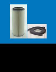 Cartucce filtranti per verniciatura a polveri