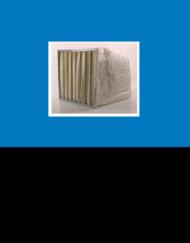 Filtri a tasche per particolato fine serie SoniQ