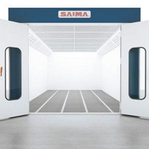 Impianti saima for Cabina di 300 piedi quadrati