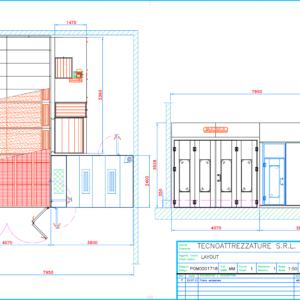 Cabina di verniciatura usata saima gamma filtri online for Cabina di 300 piedi quadrati